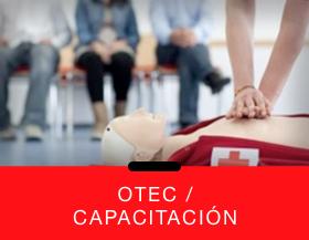 OTEC / Capacitación