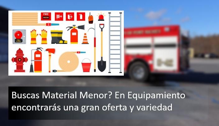 Material Menor